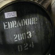 fût de la distillerie